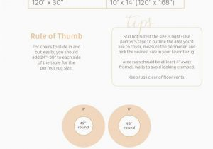 Area Rugs 30 X 48 Guide to Choosing A Rug Size
