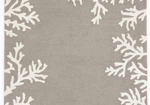 """Area Rugs 30 X 48 Liora Manne Cap 1620 47 Coral Border Silver Rugs 30"""" X 48"""""""