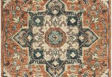 Area Rugs 8 X 10 Amazon Amazon Nourison Bahari Rust 8 X 10 area Rug 8 X 10