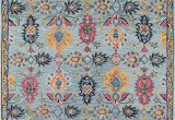 Area Rugs 8 X 10 Amazon Momeni Ibiza Wool area Rug 8 X 10 Blue