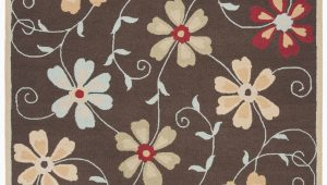 Area Rugs at Ross Dress for Less Ross Hand Hooked Wool Brown Red area Rug