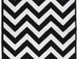 Area Rugs Black and White Pattern Garland Rug Cheveron Black White 5 X7 Indoor area Rug Walmart