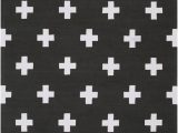 Area Rugs Black and White Pattern Surya Hilda Modern Black White Hda 2391 area Rug