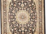 """Area Rugs Black Friday 2019 Well Woven Timeless Aviva Traditional French Country oriental Black area Rug 5 3"""" X 7 3"""""""