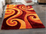 Area Rugs Buy now Pay Later Finesse Swirl Shag Rug Montgomery Ward In 2020 Rugs