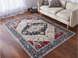 Area Rugs Buy now Pay Later Zara Sannyrion Design area Rug 5 X 7 1stopbedrooms