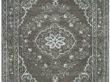 Area Rugs by Bungalow Rose Details About Bungalow Rose Samaniego Hand Tufted Wool Dark Gray area Rug