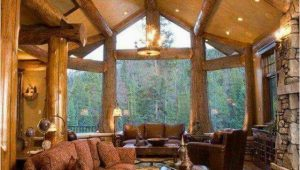 Area Rugs for Log Cabin Homes Love the area Rug Mk