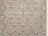 Area Rugs for Sale On Amazon 8 X 10 William Morris Handmade Wool oriental area Rug 8×10 Gray
