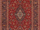 Area Rugs for Sale On Amazon Amazon Floral Red Ardakan Wool area Rug Hand Knotted