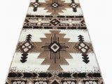 Area Rugs for Sale On Amazon southwest Native American Runner area Rug Indian Ivory Concord Design C318 2 Feet X 7 Feet