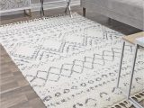Area Rugs for White Furniture Cosmoliving by Cosmopolitan Reena area Rug Shadow Gray