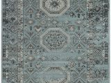 Area Rugs fort Myers Florida Willmore oriental Power Loom Blue Indoor Outdoor area Rug