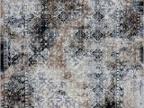 Area Rugs Grey and Cream Grey Cream Abstract area Rug Cream Carpet for Living Room