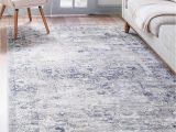 Area Rugs In Gray tones Amazon Unique Loom Portland Collection Medallion Border