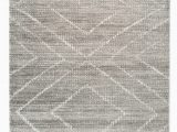 Area Rugs In Gray tones Hamlett Geometric Gray area Rug
