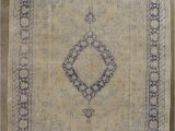 Area Rugs Larger Than 9×12 9×12 Ivory & White Vintage Turkish area Rug