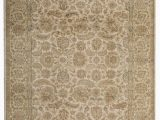 Area Rugs Larger Than 9×12 E Of A Kind Modn Mughal Hand Knotted Ivory Gold 9 X 12 Wool area Rug
