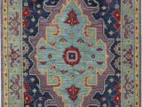Area Rugs Made In India Kurtis Hand Knotted Wool Lilac Rug