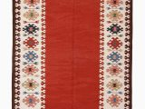 Area Rugs Made In Turkey K Red New Turkish Kilim area Rug