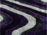 Area Rugs Purple and Gray Contemporary 5×7 area Rug Gray Purple