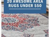 Area Rugs Under 50 Dollars 20 Awesome area Rugs Under $50 From Houzz