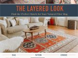Area Rugs Under Furniture or Not Rug Layering