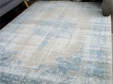 Area Rugs with Blue and Browns Donita Blue Brown area Rug