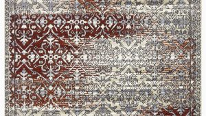 "Area Rugs with Burgundy In them Artemis Collection Vintage oriental area Rug 1006a Burgundy 5 2"" X 7 6"""