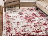 Area Rugs with Burgundy In them Burgundy Monaco area Rug