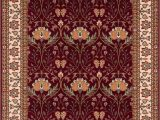 Area Rugs with Burgundy In them Momeni Persian Garden Pg 12 area Rugs