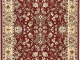 Area Rugs with Burgundy In them Safford Burgundy area Rug