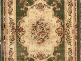 Area Rugs with Burgundy In them Sage Green Burgundy 8×10 area Rugs Victorian Carpet Floral
