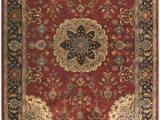 Area Rugs with Burgundy In them Tabriz oriental Handmade Tufted Wool Burgundy area Rug