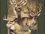Area Rugs with Deer On them Realtree Deer Border Camouflage Nylon area Rug