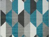 Area Rugs with Grey and Turquoise Turquoise Gray Honey B area Rug