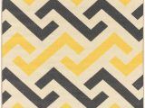 Area Rugs with Non Skid Backing Qute Home Rubber Backed Non Skid Non Slip Geometric Design area Rug Beige Grey Yellow
