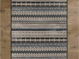 Area Rugs with Non Slip Backing Deerlux Bohemian Living Room area Rug with Nonslip Backing Beige Boho Pattern