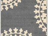 Area Rugs without Rubber Backing Qute Home European Medallion Non Slip Rubber Backed area Rugs & Runner Rug Grey Ivory 2 Ft X 6 Ft Runner Rug