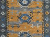 Artemis Blue orange area Rug Artemis Blue orange area Rug area Rugs Jigsaw Puzzle Rug