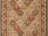 At Home area Rugs 8×10 Amazon Mayberry Rugs Home town Panel Kerman area Rug 8