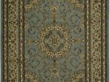 At Home Store area Rugs Sweet Home Stores King Collection isfahan oriental Medallion Design area Rug Seafoam Walmart