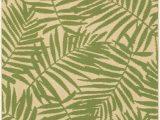 Avanti Banana Palm Bath Rug Mainstay Palm Outdoor area Rug8 X 10