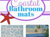 Avanti Sequin Shell Bath Rug Fashion Look Featuring Bacova Home & Living and Saturday