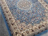 Baby Blue oriental Rug Persian Carpets Dubai at Sisalcarpetstore