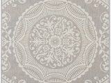 Balta Opening Night area Rug Balta Rugs Highland Indoor Outdoor area Rug 5 X 8 Light Grey