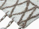 Bath Rug 60 Inches Long Casa Platino Oversized Cotton Non Skid Bath Rug 22 X 60 Inch