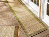 """Bath Rug Runner 72 Extra Long Runner Brown 72"""" Indoor Outdoor Carpet Rug Floor"""