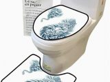 Bathroom Rug and toilet Sets Bathroom Rug toilet Sets Depositphotos Stockjap Esque Dragon