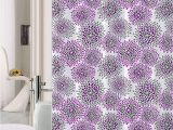 Bathroom Rug towel Set Luxury Home Collection 15 Pc Bath Rug Set Printed Non Slip Bathroom Rug Mat and Rug Contour and Shower Curtain and Rings Hooks New Lilac Light